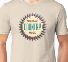American country old sign Unisex T-Shirt