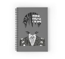 Death the kid Spiral Notebook