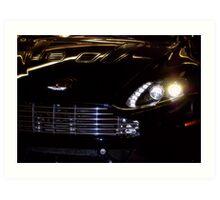 Aston-Martin Art Print