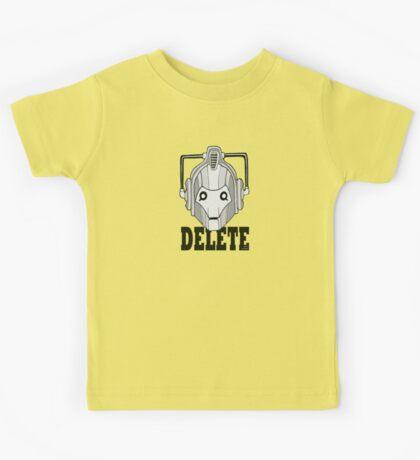 Delete Kids Tee