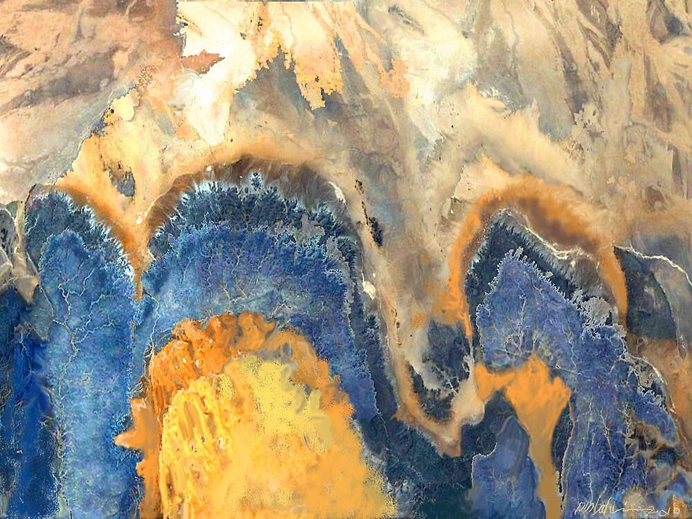 """Blue Hills""  by Patrice Baldwin"