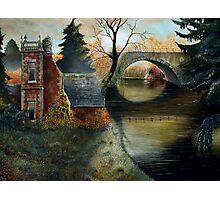 Thetford Autumn Photographic Print