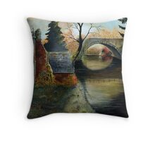 Thetford Autumn Throw Pillow