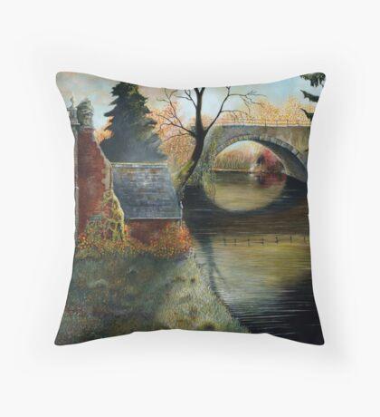 Thetford Autumn Throw Pillow