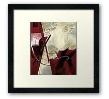 """""""XK"""" Framed Print"""