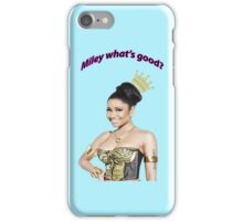 What's Good iPhone Case/Skin