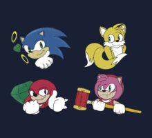Team Sonic Kids Tee