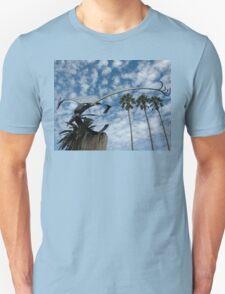 Bird Sculpture,Bermagui,Australia 2015 Unisex T-Shirt