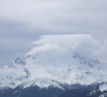 """"""" Crystal Mountain- Mnt. Rainier, WA by NikkiLoomis"""