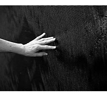 Tactile Photographic Print