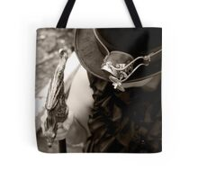 The Hat, the Gadget and the Cane Tote Bag