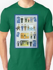 The Doctor Regenerates - #9-12 T-Shirt