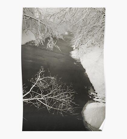 Winter Scene #16 Poster