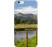 The Lure of the North iPhone Case/Skin