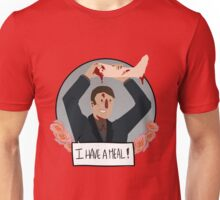 hannibal and meat Unisex T-Shirt