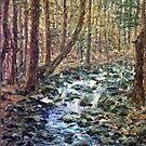 Woodland Stream by JETIII
