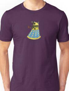 Blue Dalek Unisex T-Shirt