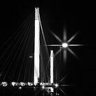 Pedestrian Bridge by MaryLynn