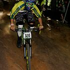 Downhill Racing at Highland Mountain Bike Park by A. Kakuk