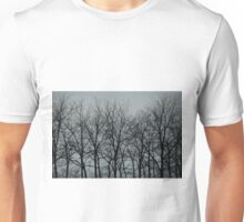 Naked in Winter Unisex T-Shirt