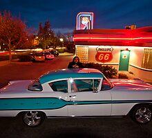 66 Diner by Mitchell Tillison