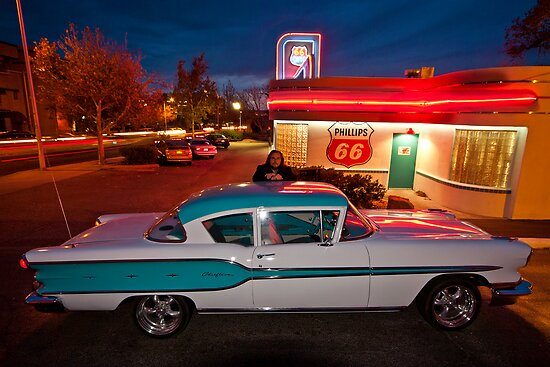 66 Diner by Mitchell Tillison
