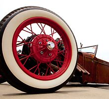 Rat Rod by Larry Varley