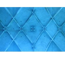 Ceiling blues Photographic Print