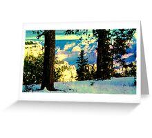 """""""Grand Canyon Morning"""" Greeting Card"""