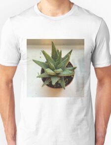 Potted Succulent Unisex T-Shirt