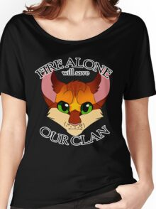Fire Alone Women's Relaxed Fit T-Shirt