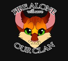 Fire Alone Unisex T-Shirt