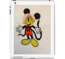 Illumi-Mickey iPad Case/Skin