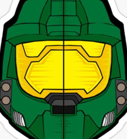 Master Chief Helmet Sticker