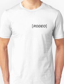 Travi$ Scott RODEO black T-Shirt
