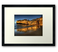 Spirits - Loch Ard Gorge, Great Ocean Road - The HDR Experience Framed Print