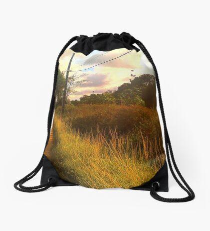 Chemin Drawstring Bag