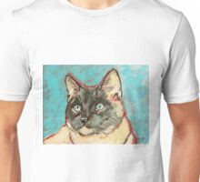 Birman Cat Deeply Painted Unisex T-Shirt