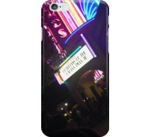 Movie theater  iPhone Case/Skin