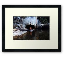 Only Natural Framed Print
