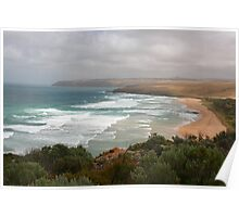 Parsons Beach, S. A. Poster