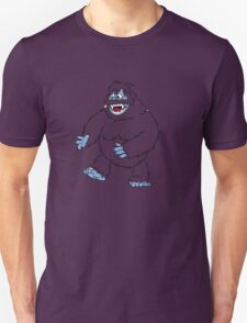 Rudolph the Red-Nosed Reindeer The Bumble Monster Unisex T-Shirt
