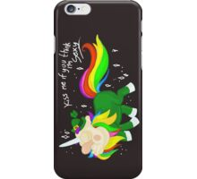 Gravity Falls - Sexy Leprecorn iPhone Case/Skin