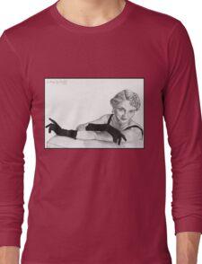1950's Siren Long Sleeve T-Shirt
