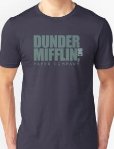 Dunder Mifflin Paper Company  T-Shirt
