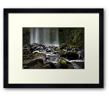 Hopetoun Falls, Otways National Park, Victoria, Australia Framed Print