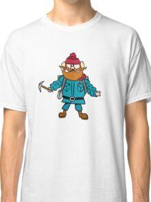 Rudolph the Red-Nosed Reindeer Yukon Cornelius Classic T-Shirt