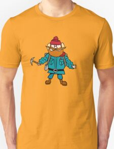 Rudolph the Red-Nosed Reindeer Yukon Cornelius T-Shirt