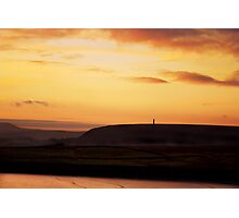 Peel Tower  - A View  Photographic Print