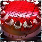 Strawberry Cheesecake - iPhone by TeAnne